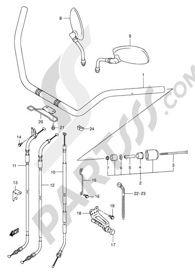 Suzuki Intruder 800 Fuse Diagram