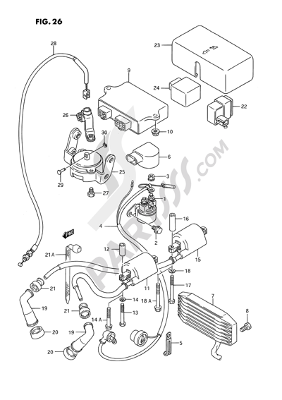 Original Parts For E38 730d M57 Sedan Heater And Air Conditioning