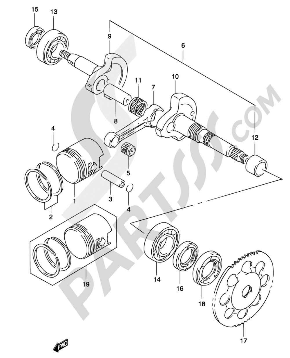 2001 Katana Wiring Diagram | Wiring Diagram on 2001 steering diagram, 2001 fuel system diagram, 2001 fuse diagram, 2001 transmission diagram, 2001 parts diagram,