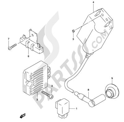 Suzuki Ay 50 Wiring Diagram   Wiring Diagram
