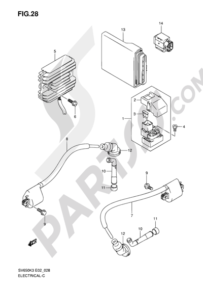28 - electrical (model k3/k4/k5/k6)