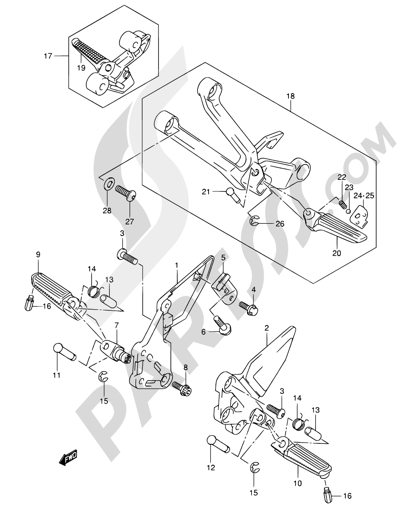 2000 Sv650 Ignition Schematic
