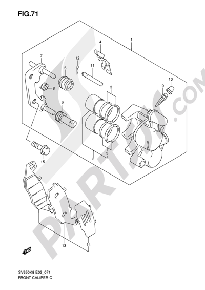 Suzuki Sv650 Electrical Diagram