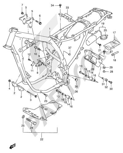 Chevrolet Camaro 2000 3 8 Engine Diagram as well 2007 Gsxr 600 Wiring Diagram additionally Suzuki Skydrive Electrical Wiring Diagram besides Suzuki Ts100 Wiring Diagram together with RepairGuideContent. on 1987 suzuki gsxr 1100 wiring diagram