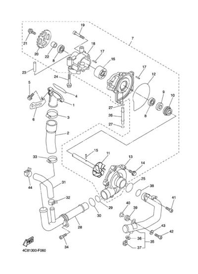 08 Yamaha R1 Wiring Diagram