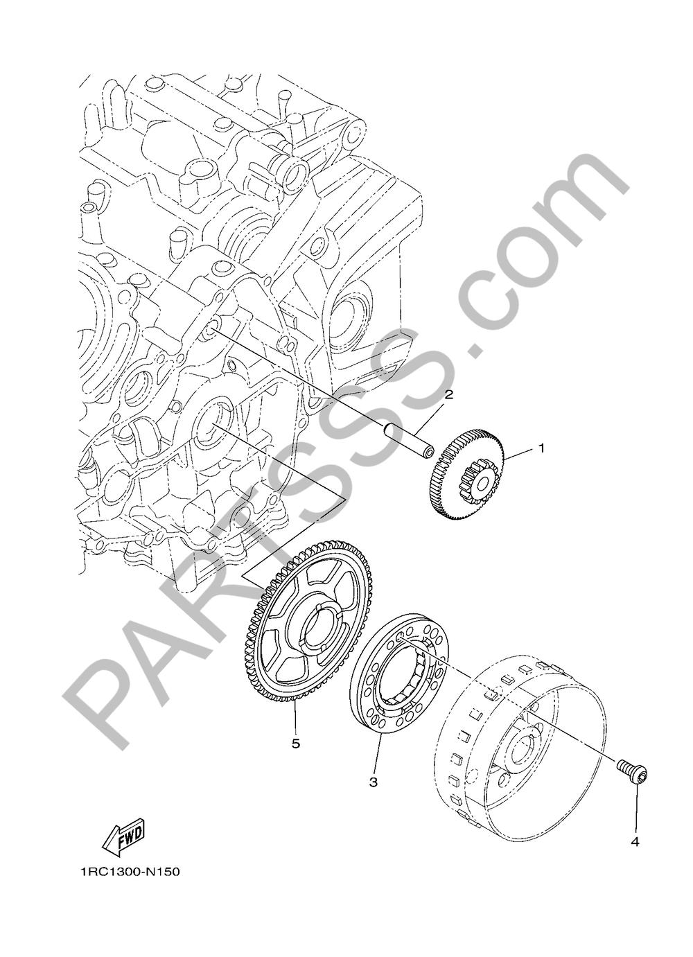 ARRANQUE Yamaha MT-09 Tracer 2016