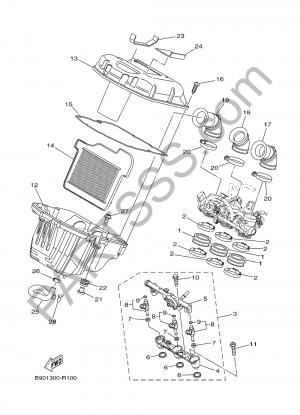 Yamaha MT-09 Tracer 2017 ADMISION 2