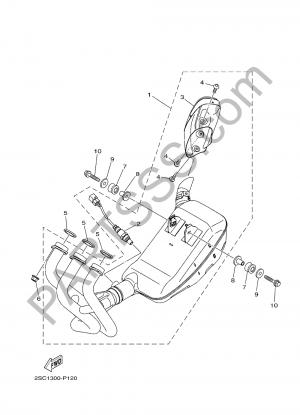 Yamaha MT-09 Tracer 2017 DESCARGA
