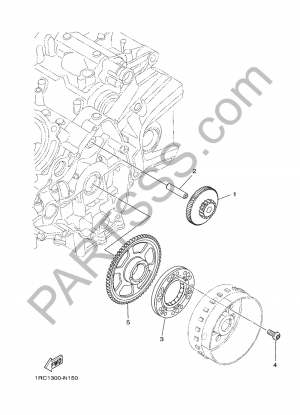 Yamaha MT-09 Tracer 2017 ARRANQUE