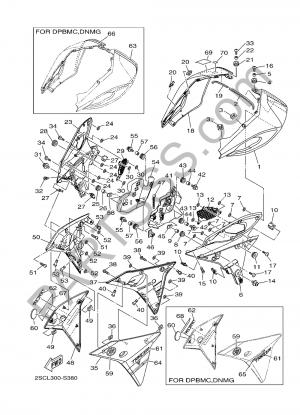 Yamaha MT-09 Tracer 2017 BOVEDA