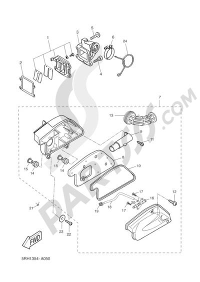 Yamaha Bws Next Generation 2004 Dissassembly Sheet Purchase