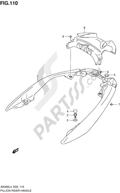 suzuki burgman 400an parts diagram  suzuki  auto wiring