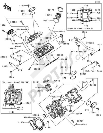 Kawasaki Brute Force 650 Wiring Diagram