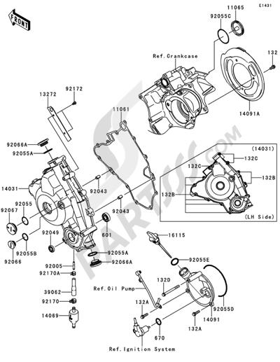 Brute Force 750 Engine Diagram