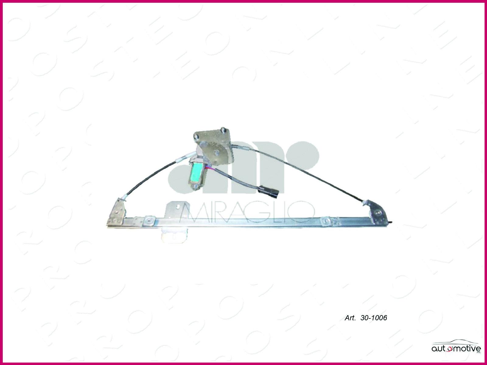 Leve-vitre-Vitres-Electriques-Electrique-SX-Renault-Mascott-2-Portes-1999-2010