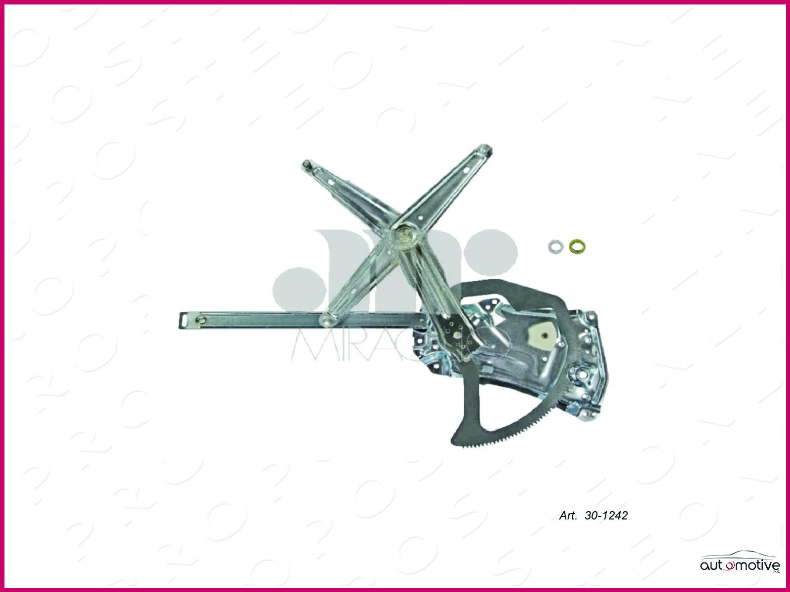Mecanisme-Leve-vitre-Vitres-Electriques-Dx-BMW-Serie-3-E36-3-Portes-1991-2000