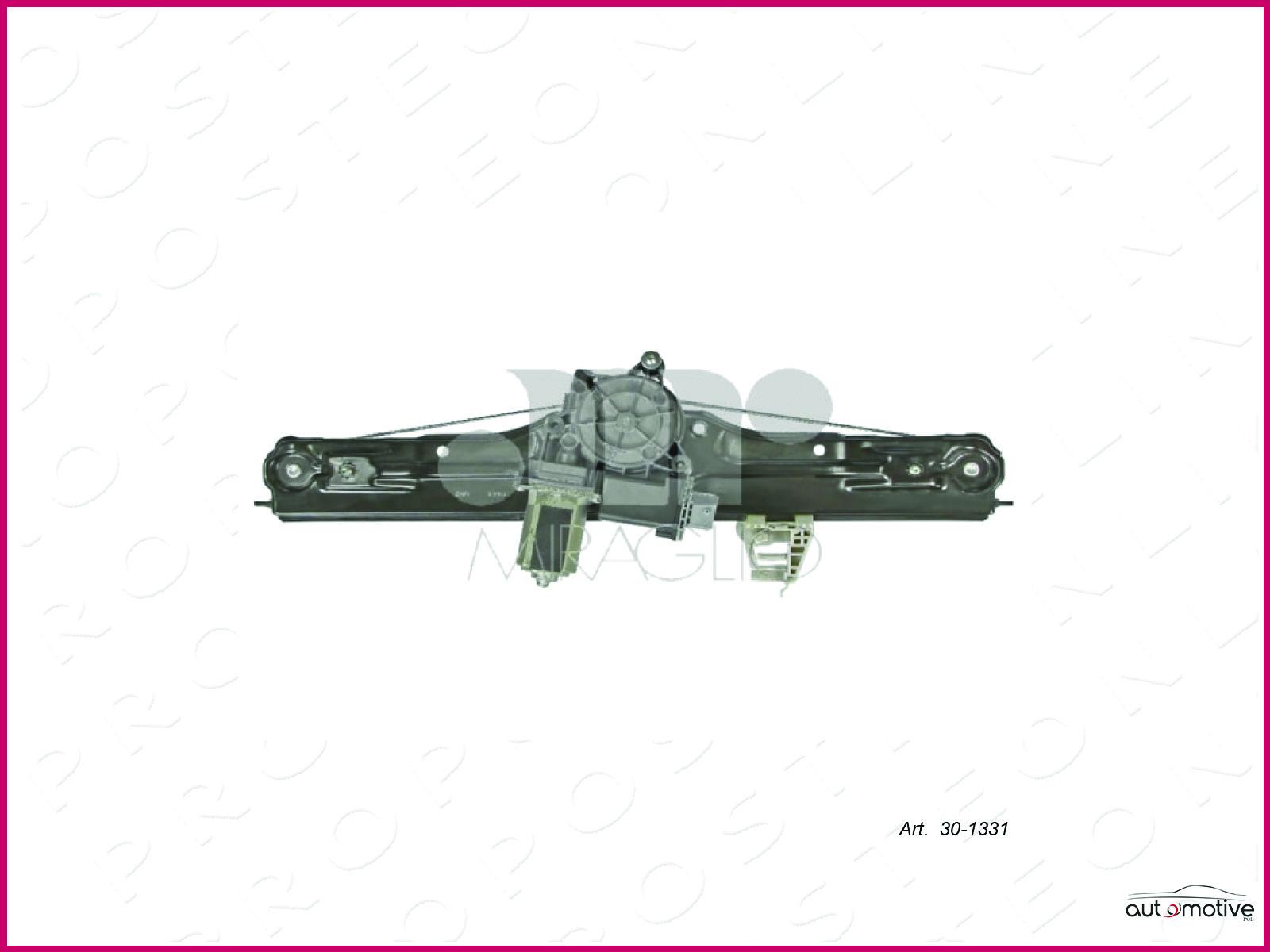 Leve-vitre-Vitres-Electriques-Electrique-Anterieure-Droite-Lancia-5P-Partir-2011