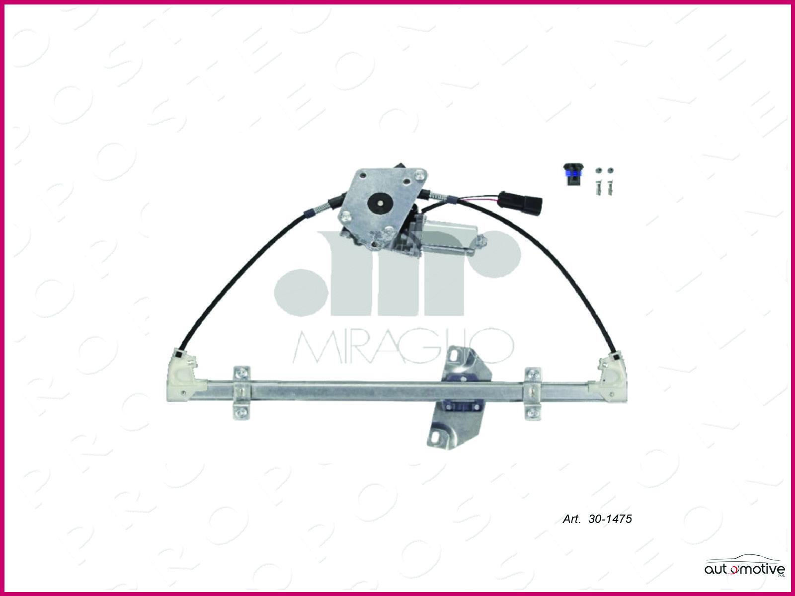 Leve-vitre-Fenetres-Electrique-Anterieure-Droite-Hyundai-Atos-5P-1998-2003
