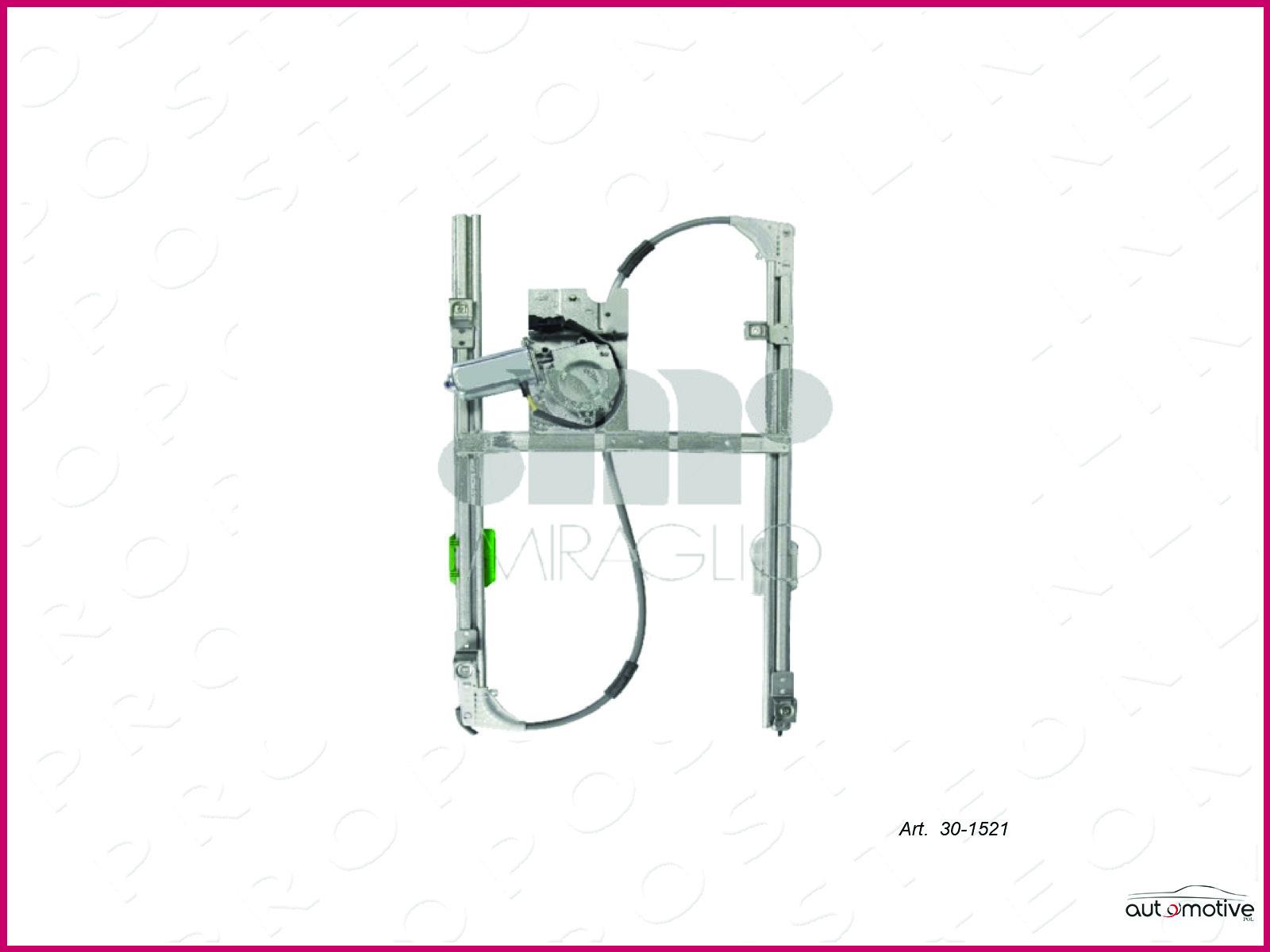 Leve-vitre-Vitres-Electriques-Electrique-Gauche-Renault-Midlum-2-Portes-Au-2012