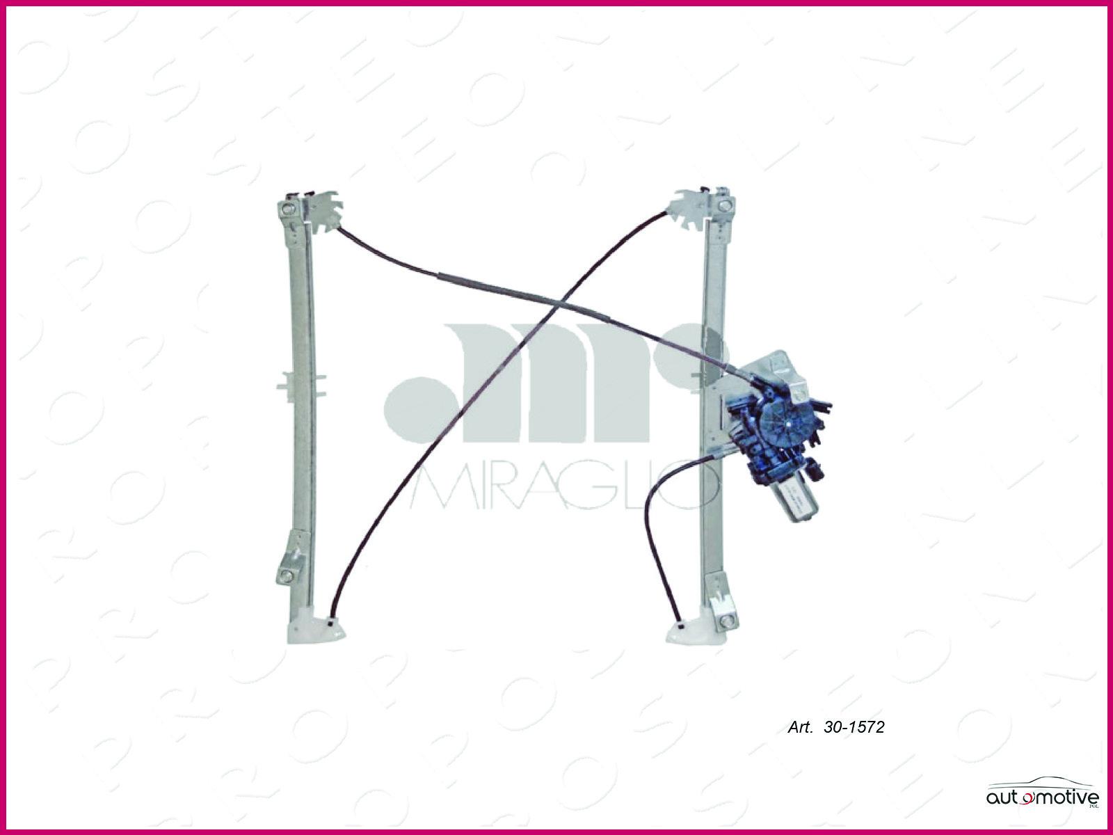 Leve-vitre-Vitres-Electriques-Electrique-Anterieure-Droite-BMW-X5-E53-5P-1999