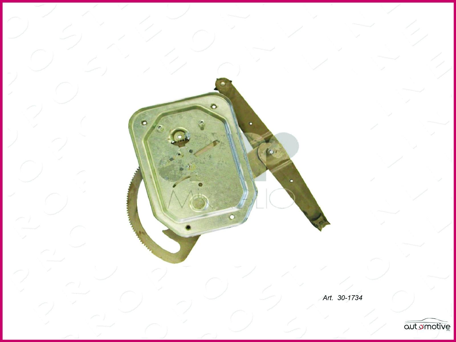 Mecanisme-Leve-vitre-Vitres-Electriques-Dx-Scania-Serie-4-2-Port-1996-2004