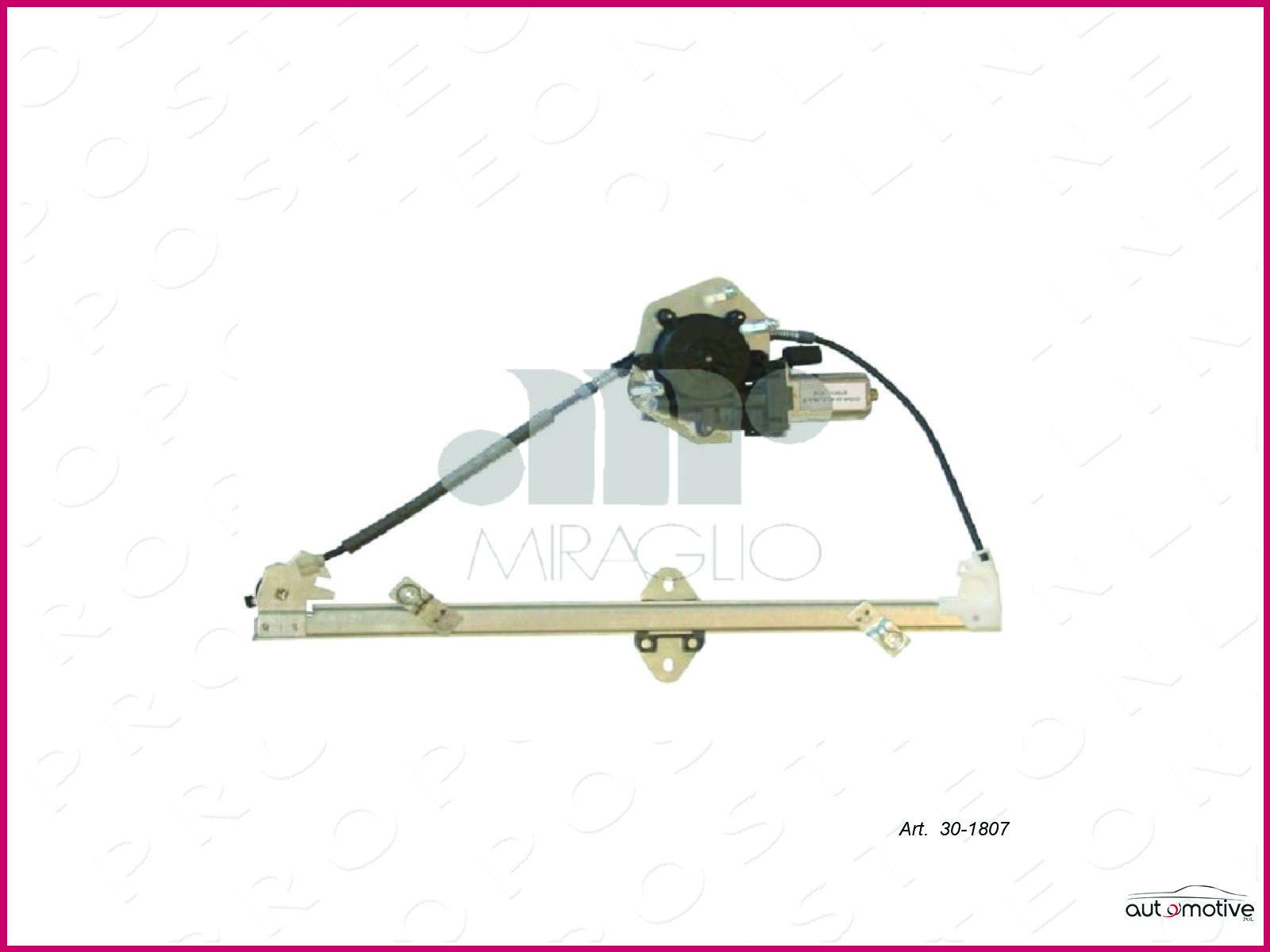 Leve-vitre-Vitres-Electriques-Electrique-Avant-Gauche-Indique-98-gt-2007-1344