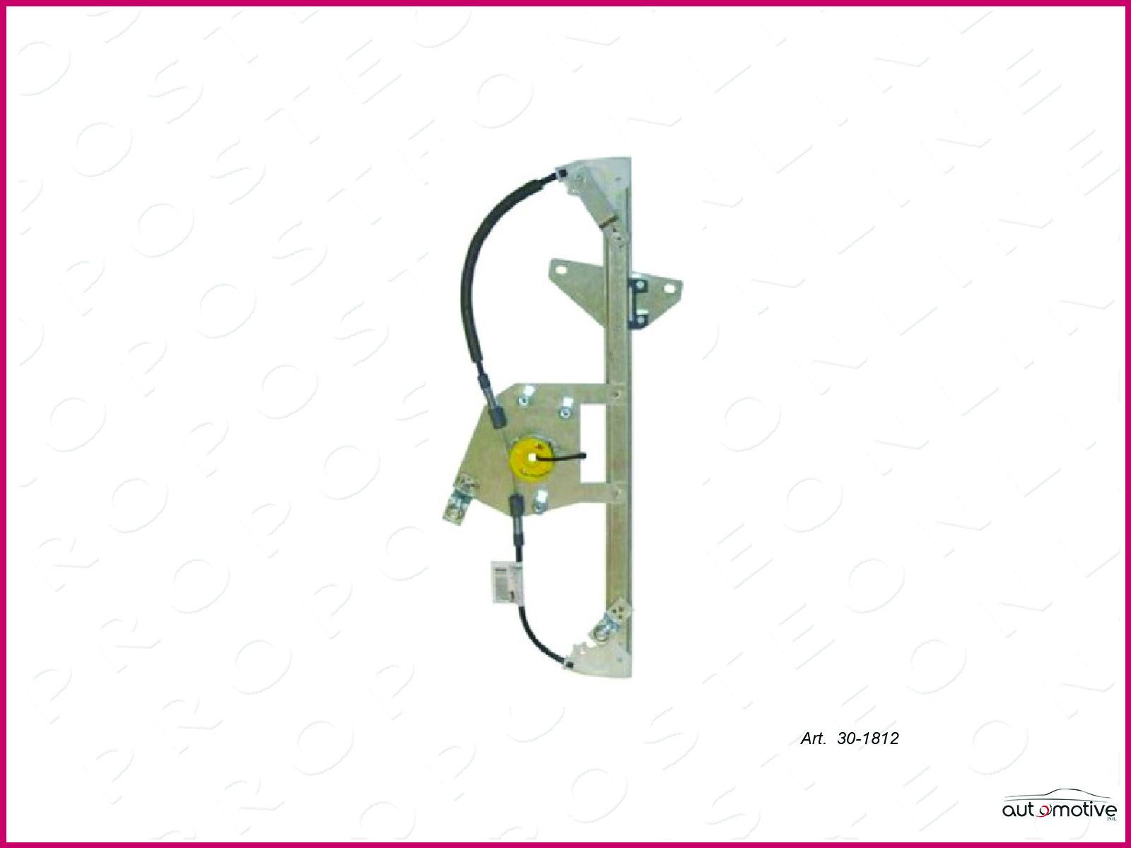 Mecanisme-Leve-vitre-Vitres-Electriques-Arriere-Droite-Saab-9-3-Sw-5P-2002