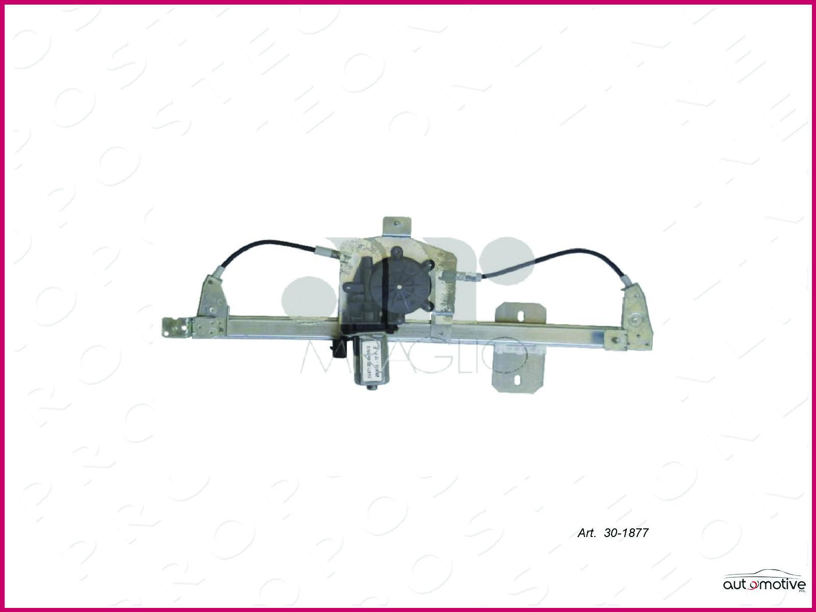 Leve-vitre-Vitres-Electriques-Electrique-Avant-SX-Renault-Clio-5P-Du-2012-1467