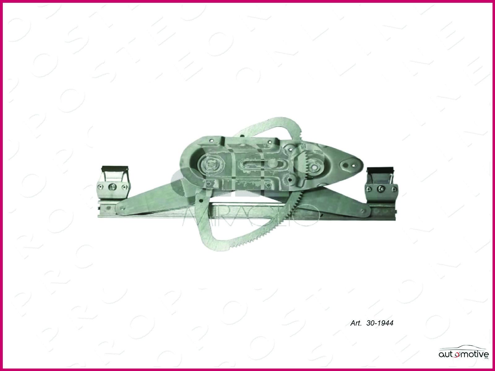 Mecanisme-Leve-vitre-Vitres-Electriques-Arriere-a-droite-Volvo-S40-5P-2004