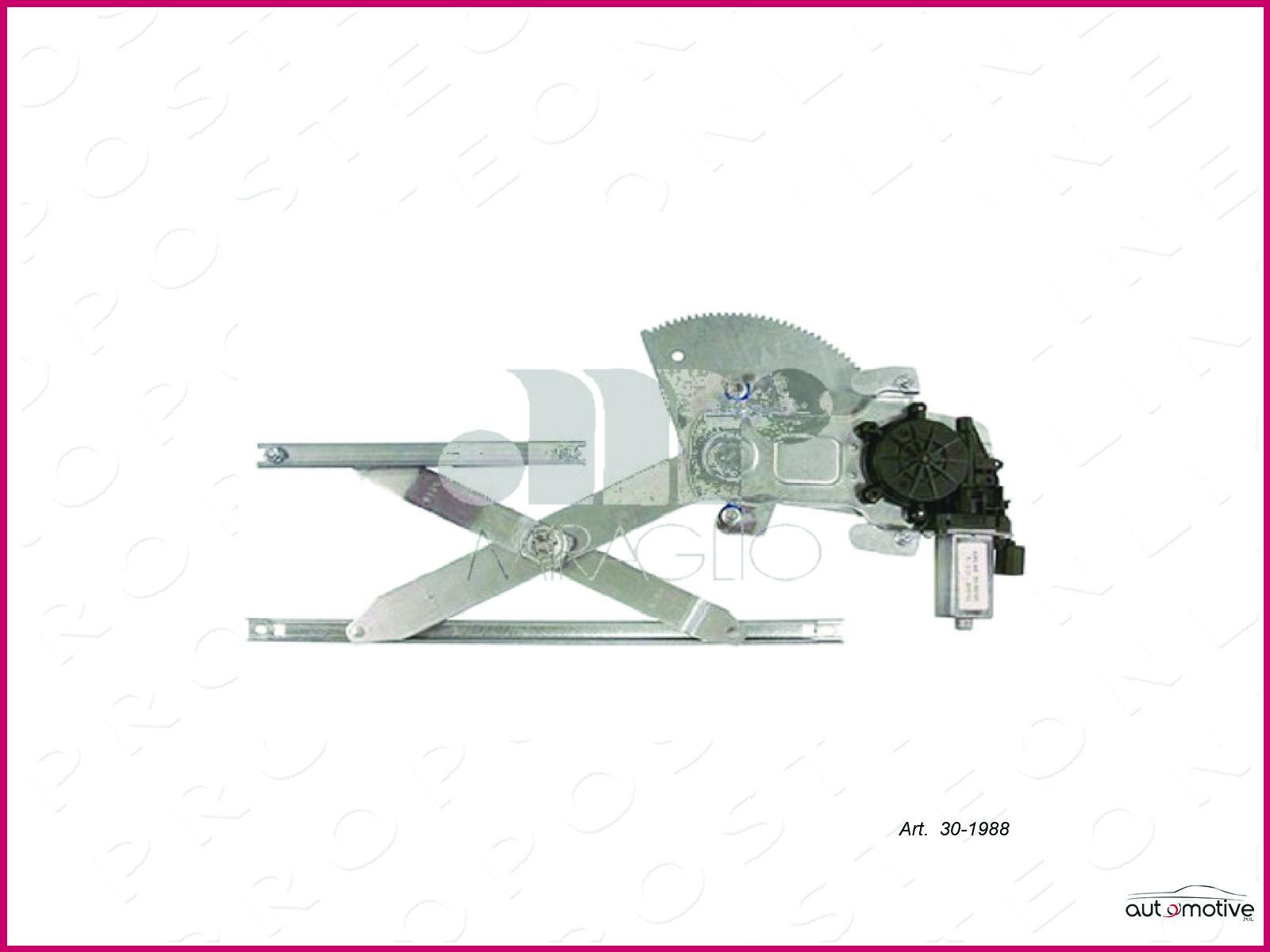 Leve-vitre-Fenetres-Electrique-Droite-Suzuki-Jimny-3-Portes-a-Partir-De-1998