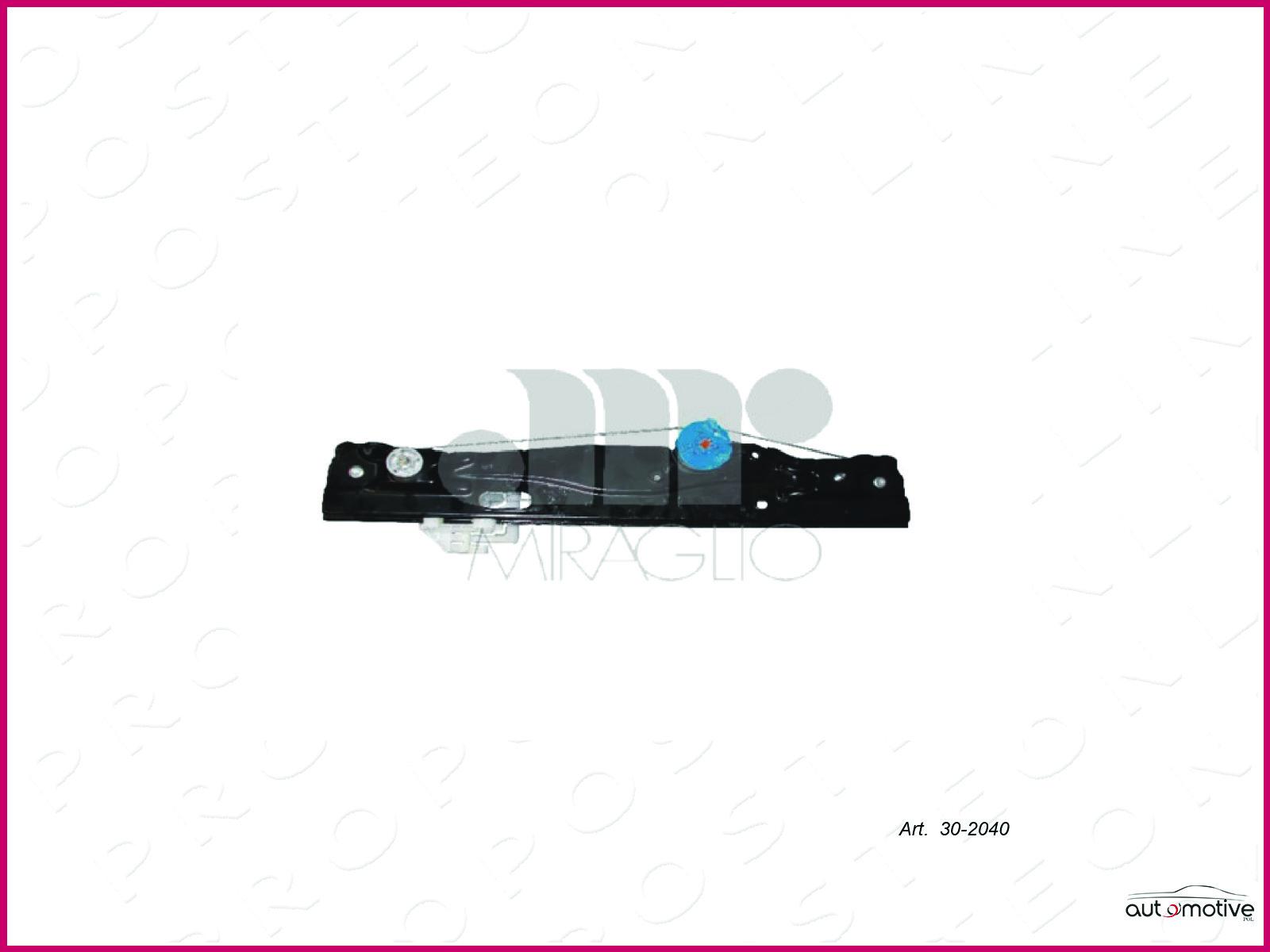 Mecanisme-Leve-vitre-Vitres-Electriques-Post-Dx-Mini-F55-5P-a-Partir-De-2014-IN