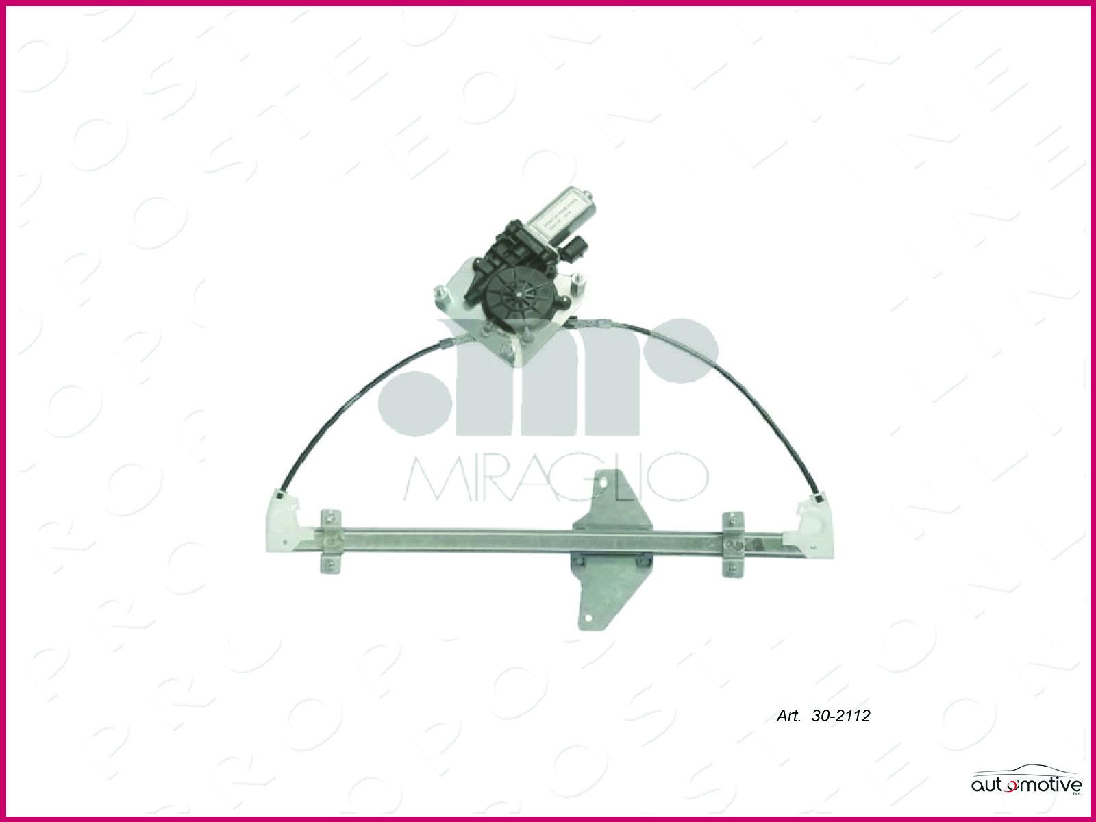 Leve-vitre-Vitres-Electriques-Electrique-Arriere-Droite-Opel-Antara-5P-2006