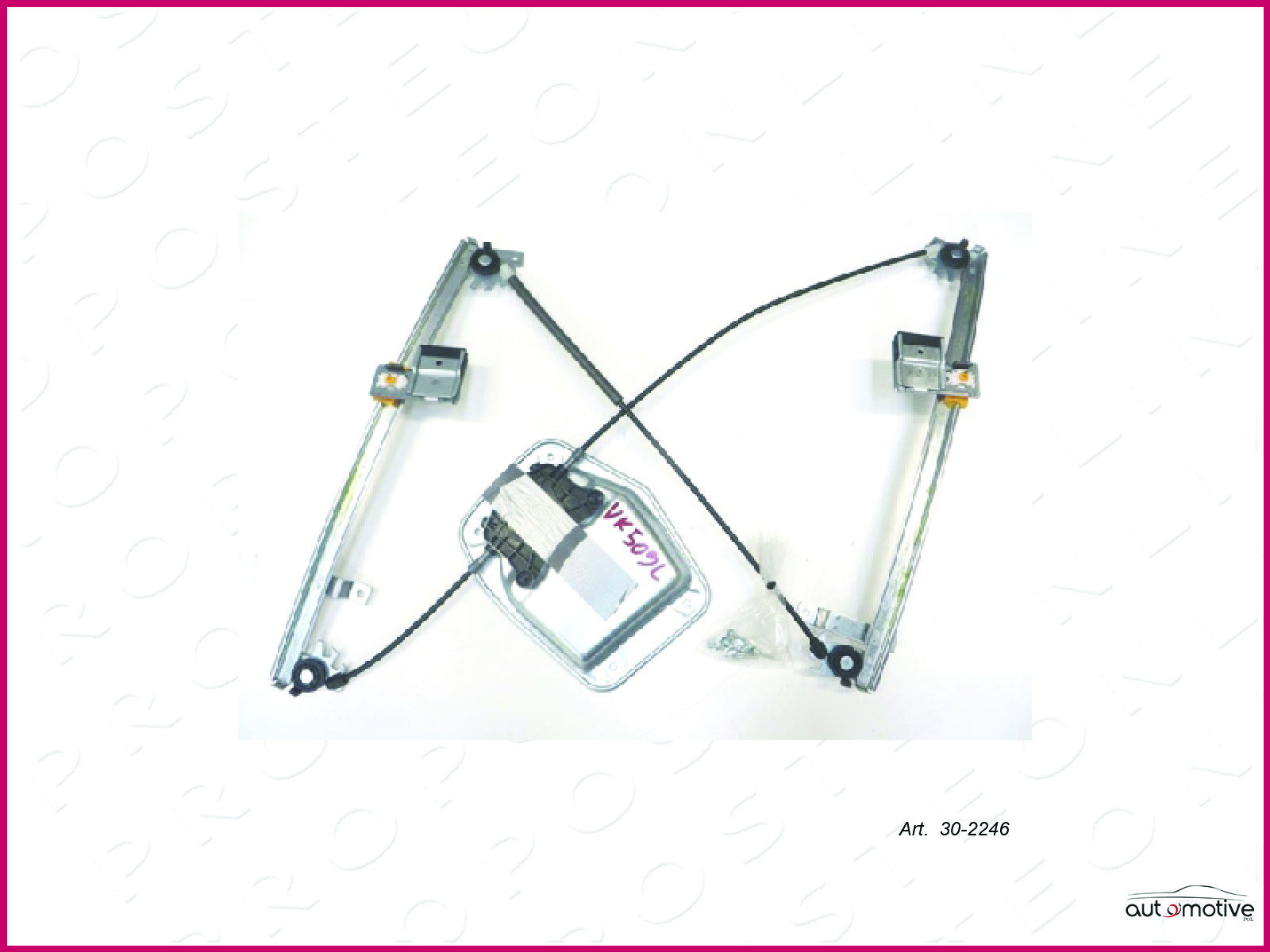 Panneau-Mecanisme-Vitres-Electriques-Anterieur-Droit-Volkswagen-Golf-V-5P-2003