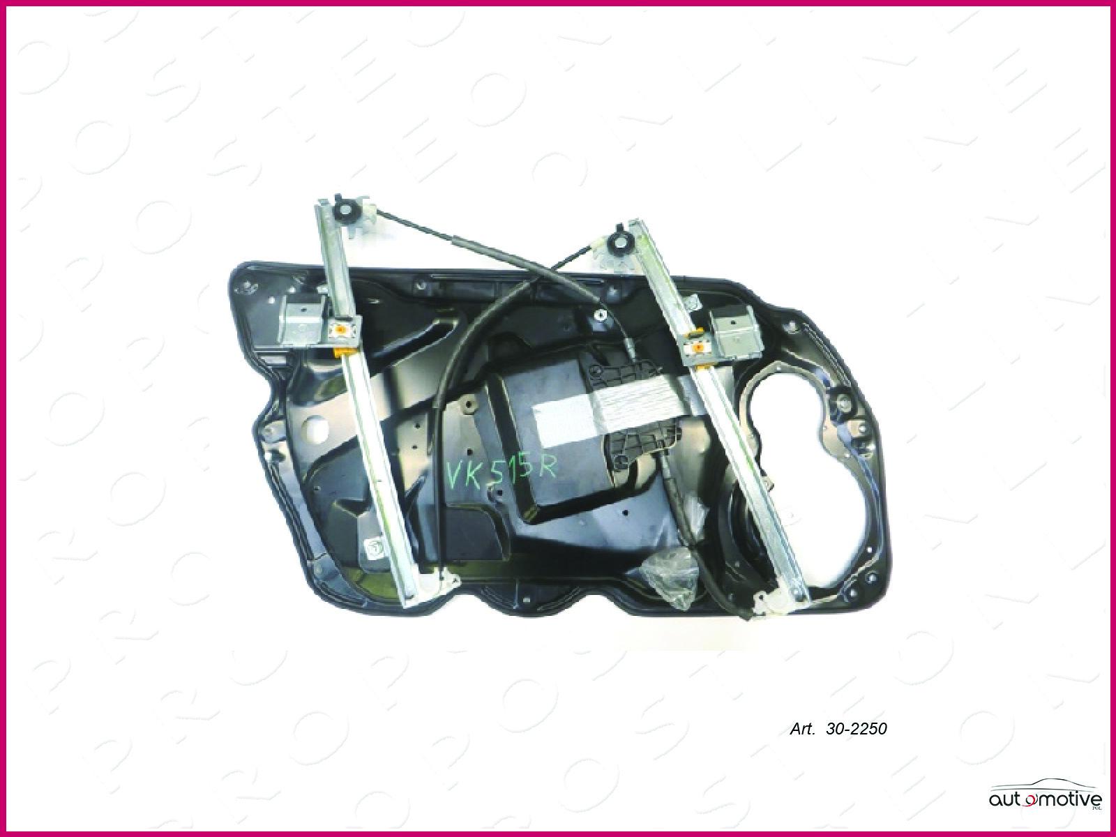 Panneau-Mecanisme-Vitres-Anterieur-Droit-Volkswagen-Passat-3C-5P-2005-2011