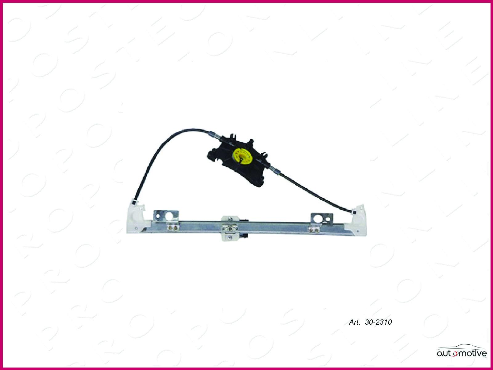 Mecanisme-Leve-vitre-Vitres-Electriques-Arriere-Droite-Volvo-XC60-5P-Partir-2008