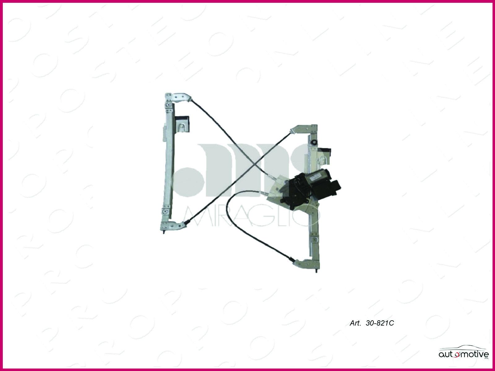 Leve-vitre-Vitres-Electriques-Electrique-Anterieure-Droite-Seat-5P-1999-2001