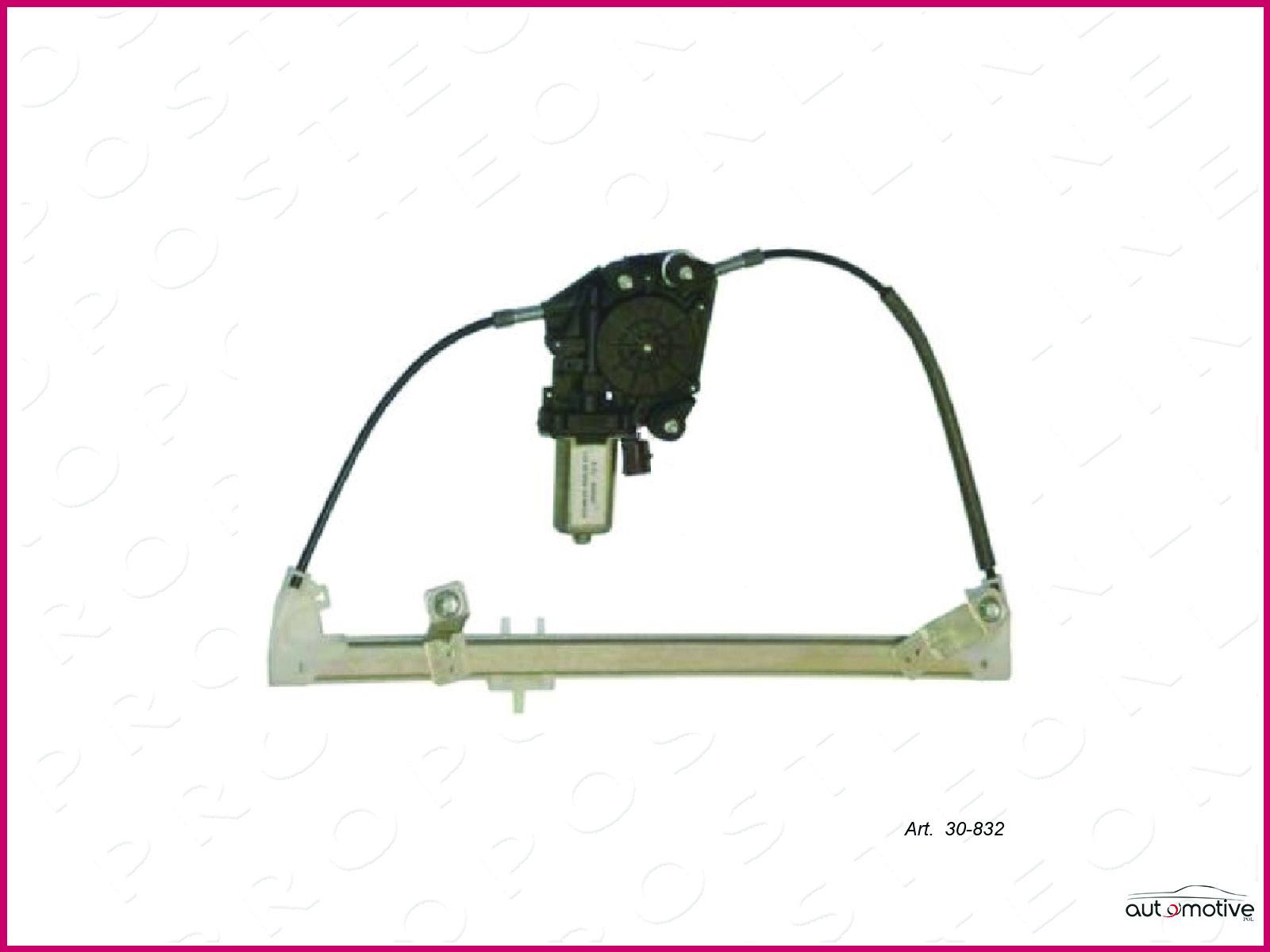 Leve-vitre-Vitres-Electriques-Electrique-Avant-SX-Fiat-Multipla-5P-1998-2010