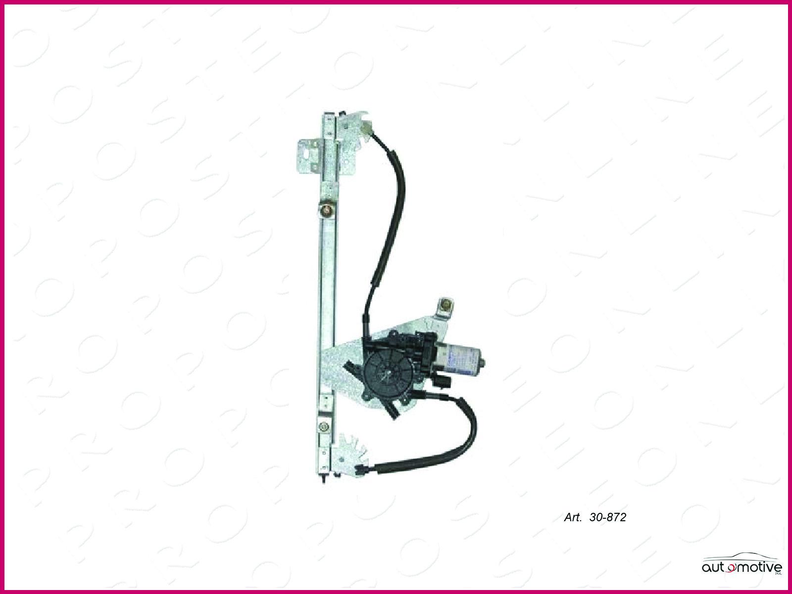 Leve-vitre-Vitres-Electriques-Electrique-Gauche-Fiat-3-Portes-1989-2007-3083