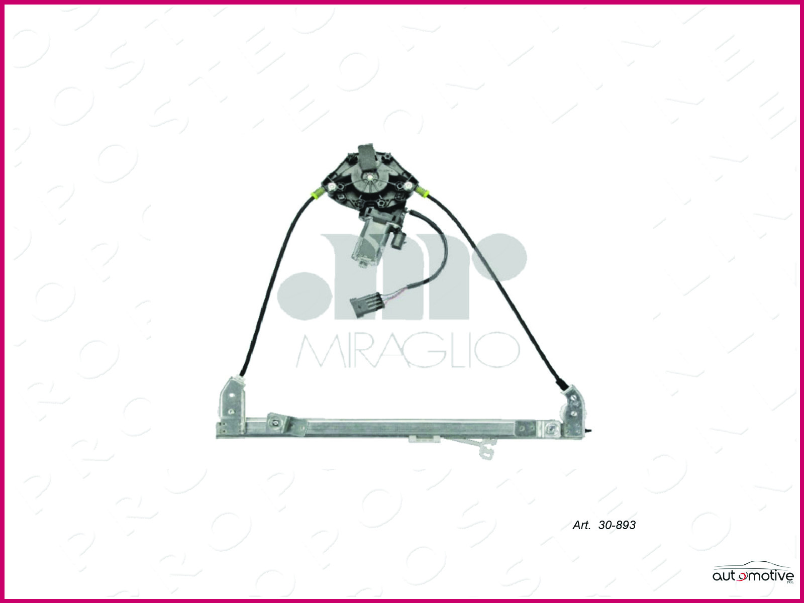 Leve-vitre-Vitres-Electriques-Electrique-Anterieure-Droite-Lancia-5P-1999-2006