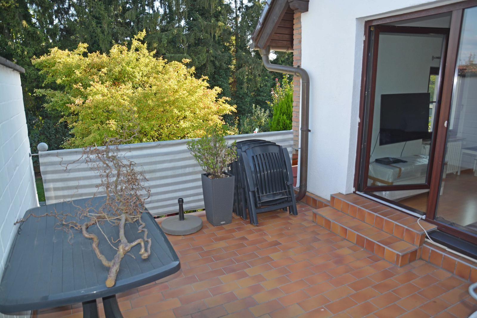 Schöne 3-Zimmer-Wohnung mit Dachterrasse in ruhiger Lage ...