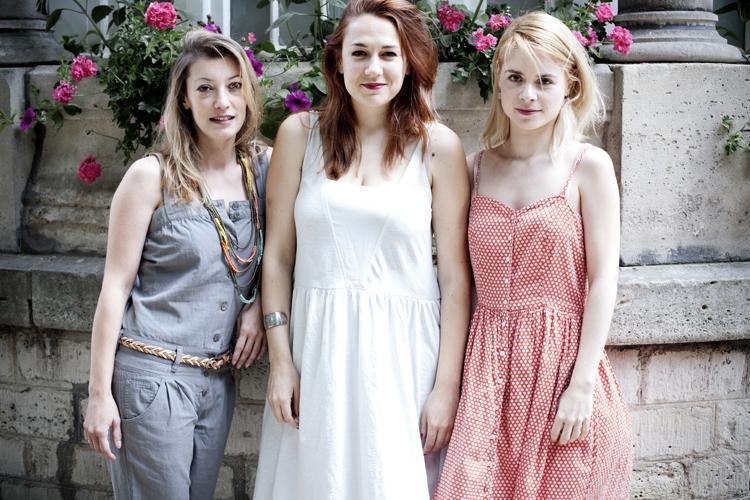 les trois filles 1flow