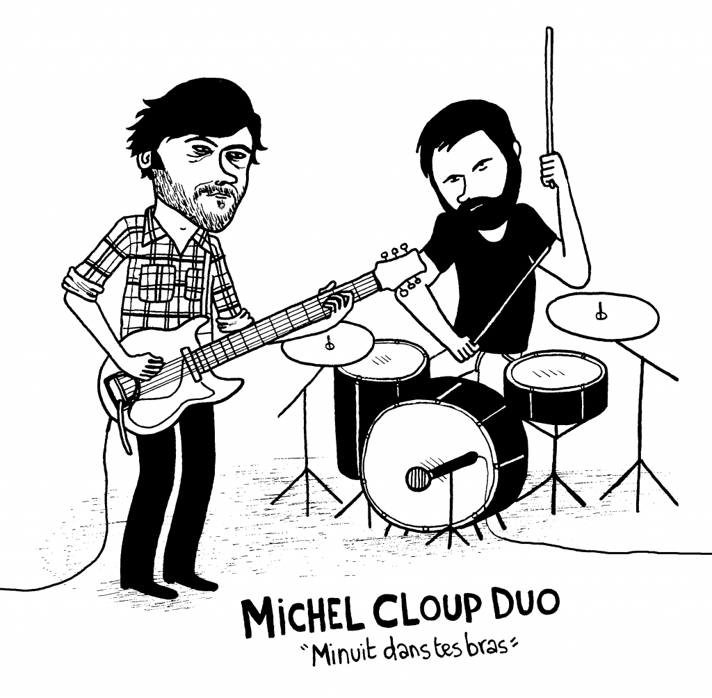 Michel Cloup Duo