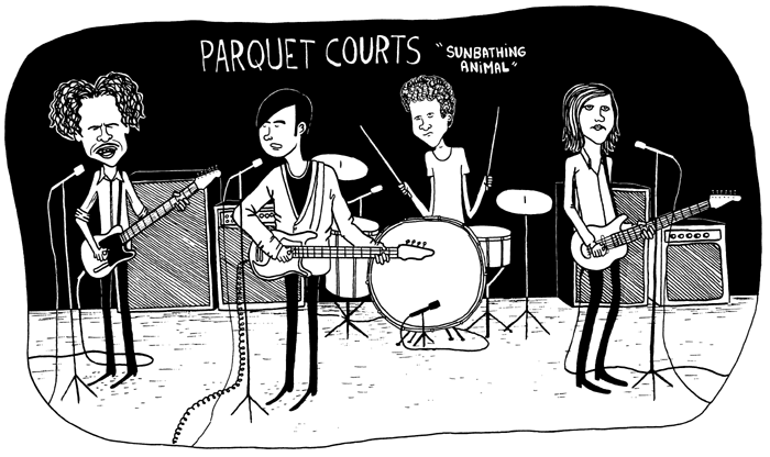 Parquet Courts copie
