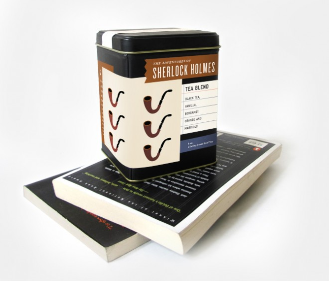 holmes books grey