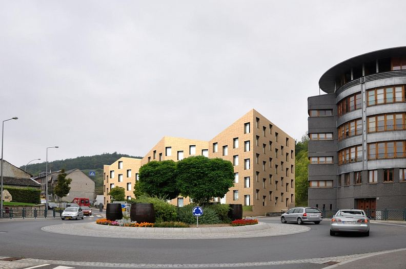 APARTMENT BUILDING - GREVENMACHER - LUXEMBOURG
