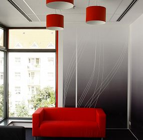 Ogilvy and Mather offices