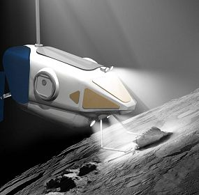 AG_NEO, Concept of exploration of asteroid with MMSEV vehicles