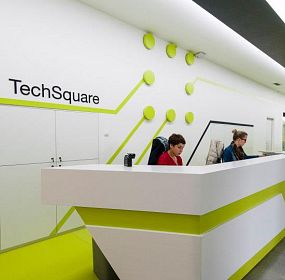 techSquare 2.0 - start-up accelerator