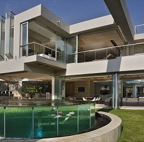 GLASS HOUSE, Senderwood, Johannesburg, South Africa