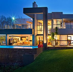 HOUSE ECCLESTON DRIVE, Bryanston, Johannesburg, South Africa